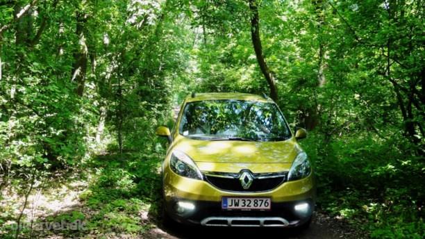 Renault Scenic Xmod dCi 130