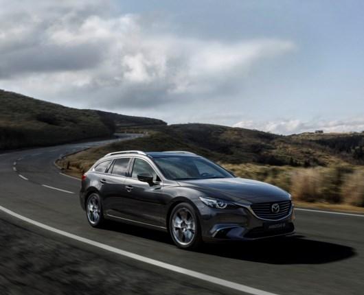 Teknisk opgradering til Mazda 6