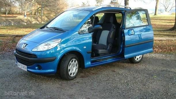 Peugeot 1007 1.6 Sporty