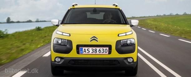 Citroën C4 Cactus BlueHDI100