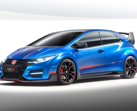 Civic Type-R introduceret