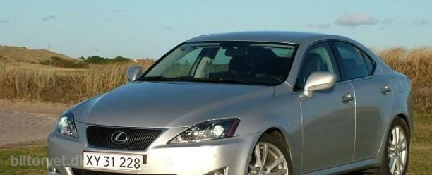 Lexus IS250 aut.