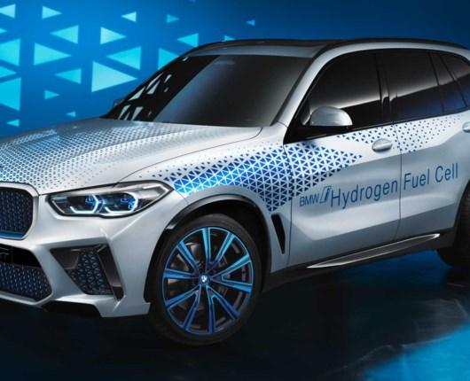 BMW vil satse på brint – udvikler teknologi sammen med Toyota