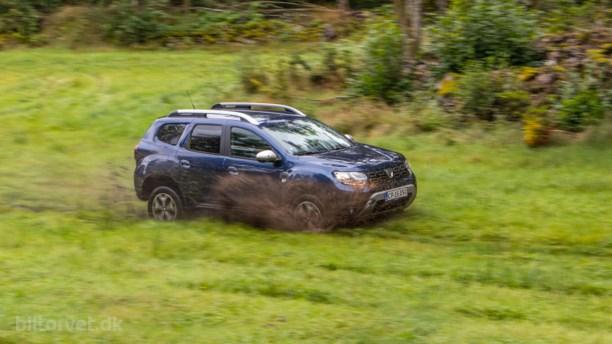 Udsalg i friluftsbutikken – Dacia Duster 4x4