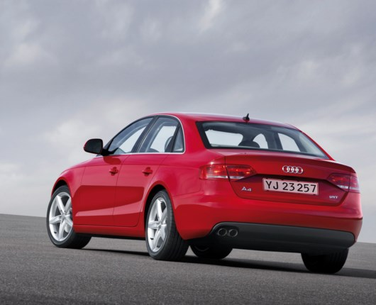 Audi A4 - dobbelt test