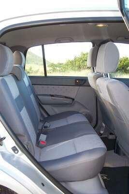 Hyundai Getz 1.3 5-dørs
