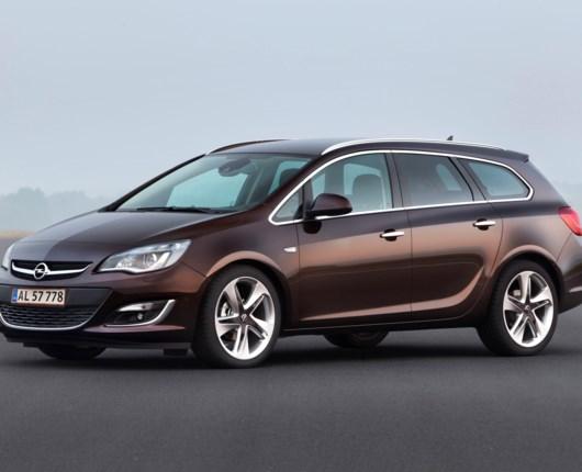 Opel Astra Sports Tourer 1,6 CDTi Enjoy