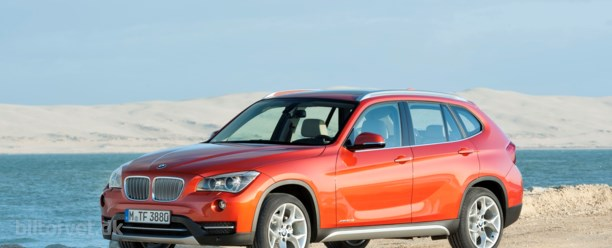 Ny og forbedret BMW X1