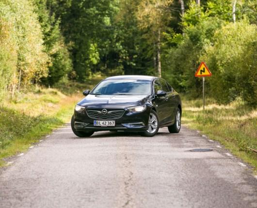 Opel for de langbenede