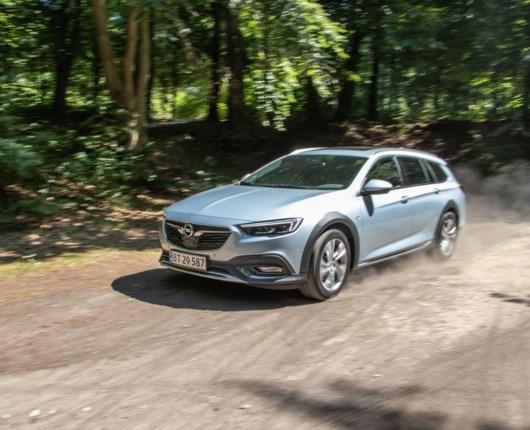 Når SUV'en ikke er svaret på alt – Opel Insignia Country Tourer