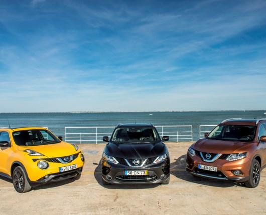 Nissan sætter ny salgsrekord