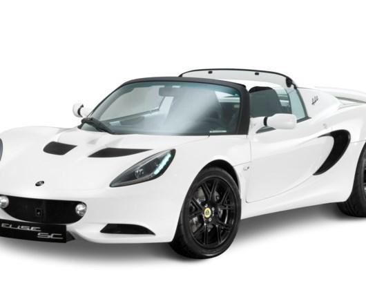 Lotus Elise SC og Exige S RGB SE
