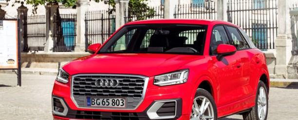 Audi Q2 Sport - en stor lille tysker