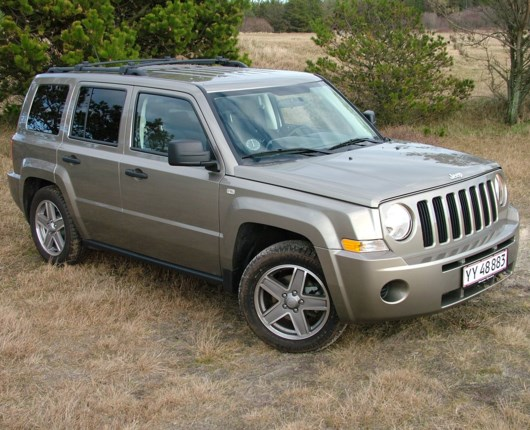 Jeep Patriot 2,0 CRD Sport