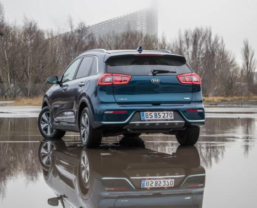 Plugin-hybrid slår elbil og benzin i dansk CO2-beregning