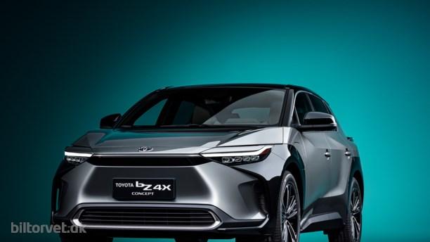 Endelig! Toyota præsenterer første elektriske model – og et helt nyt mærke