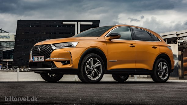 Den franske diamant – DS7 Crossback