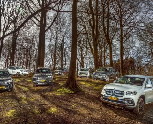 Danmarks største pickup-test