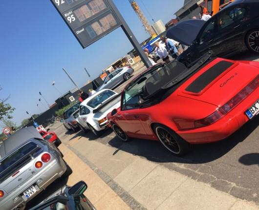 Superbiler på en superdag