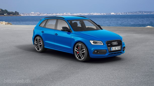 Ny Audi SQ5 Plus