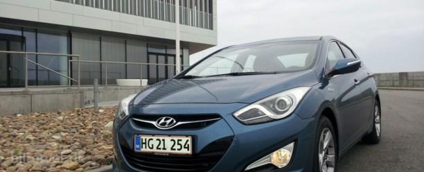 Hyundai i40 Sedan Style 136