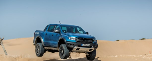 Overkill – Ford Ranger Raptor er sublim