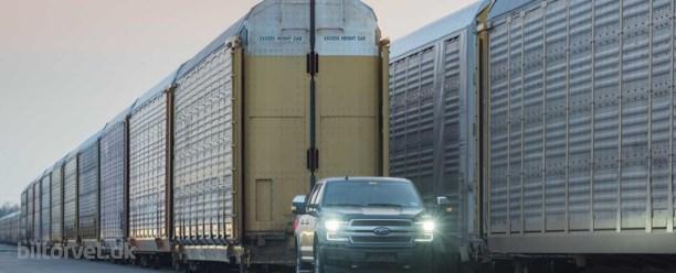 Amerikansk ikon trækker næsten 500 tons – med elmotor