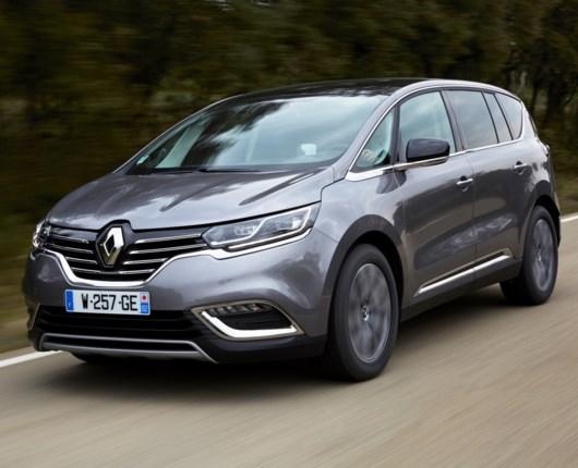 Maksimal sikkerhed i ny Renault Espace