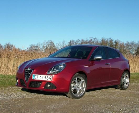 Alfa Romeo Giulietta 1,4 TB MultiAir