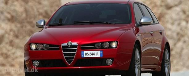 170 hk diesel til Alfa 159