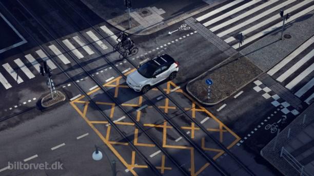 Volvo vil forvandle Gøteborg til en bilfri by
