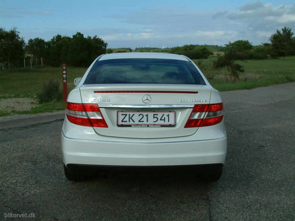 Mercedes-Benz CLC