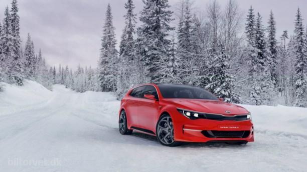KIA afslører lækker konceptbil