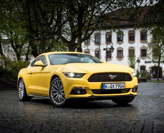 Verdens bedst sælgende sportsvogn - Ford Mustang
