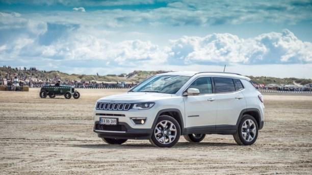 Sandkongen - Jeep Compass