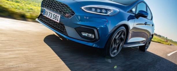 Raket med overraskelser - Ford Fiesta ST
