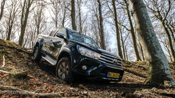 Skovens helt – Toyota Hilux