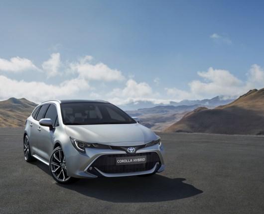 Familien Danmark – her er den nye Toyota Corolla stationcar