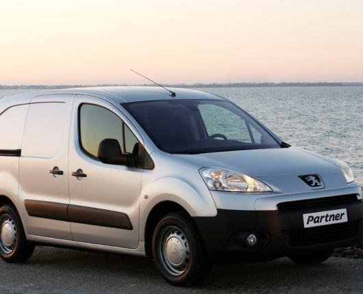 Ny Peugeot Partner Van