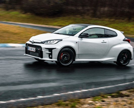 Skal du eje en rallybil? Så dyr bliver Toyota GR Yaris