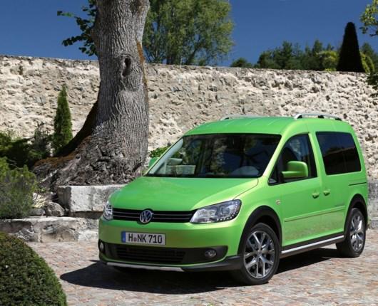 Ny VW Cross Caddy