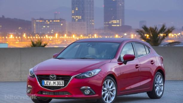 Ny Mazda 3