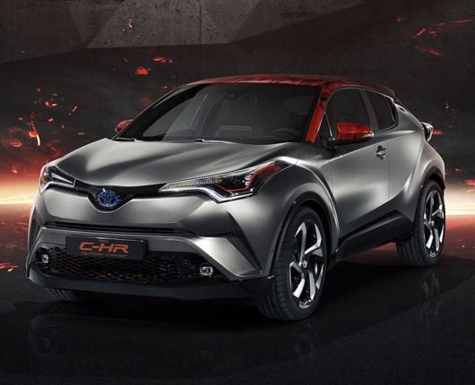 Kraftigere hybridmotorer fra Toyota