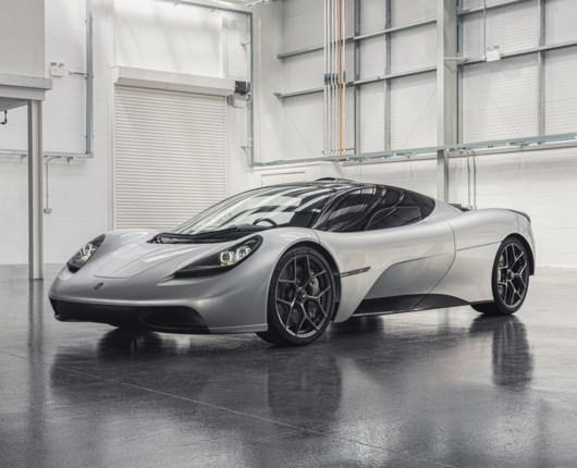 T.50 - efterfølgeren til legendariske McLaren F1 bruger forbudt trick