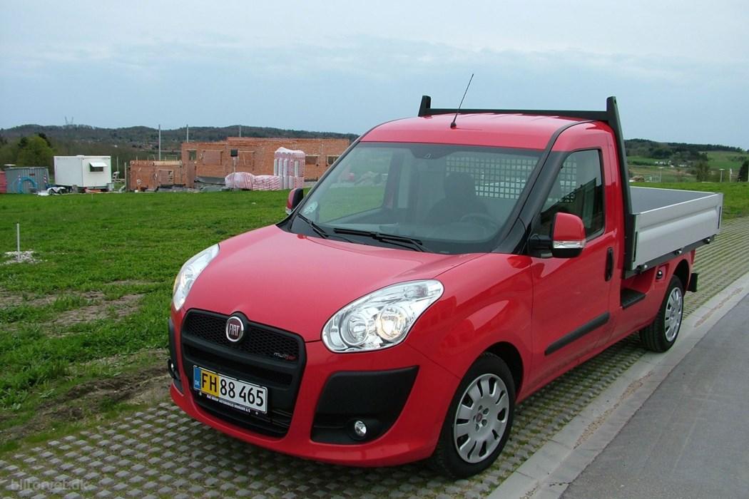 Højmoderne Fiat Doblò - Se 5 brugte til salg – Biltorvet YE-93