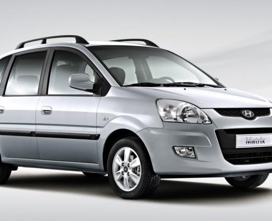 Hyundai Matrix nu med ESP