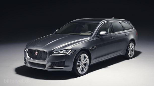 Ny Jaguar XF Sportbrake præsenteret - Slet ikke så ringe endda!
