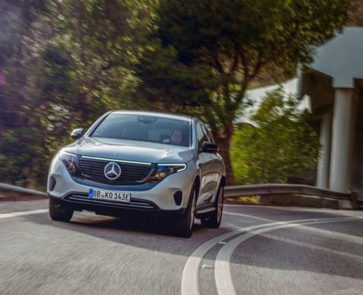 Elektrisk stjerne – her er priserne på Mercedes EQC