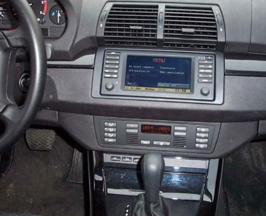BMW X5 3.0d Van
