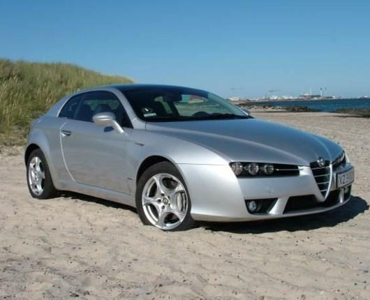 Alfa Romeo Brera 3,2 V6 Q4 Sky Window